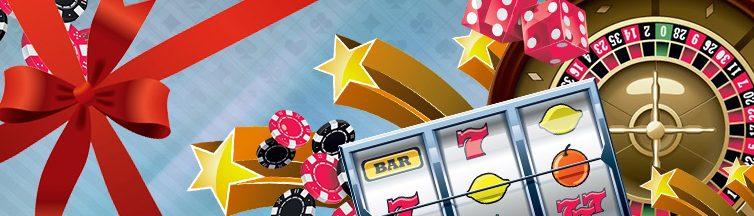 Бонусы.акции казино